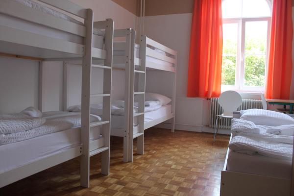 Bunk Bed in 5-Bed Mixed Dormitory Room