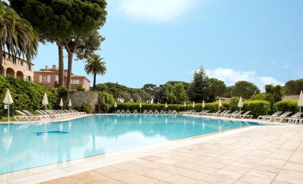 Фотографии отеля: Hôtel Les Jardins De Sainte-Maxime, Сент-Максим