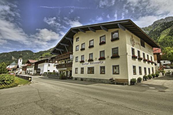 Фотографии отеля: Gasthof Köllenspitze, Нессельвенгле