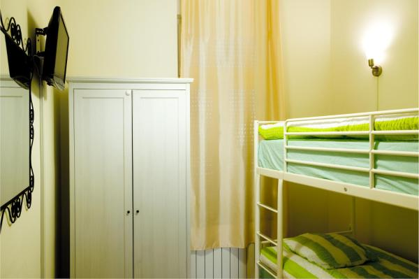 Double Room with Bunk Bed