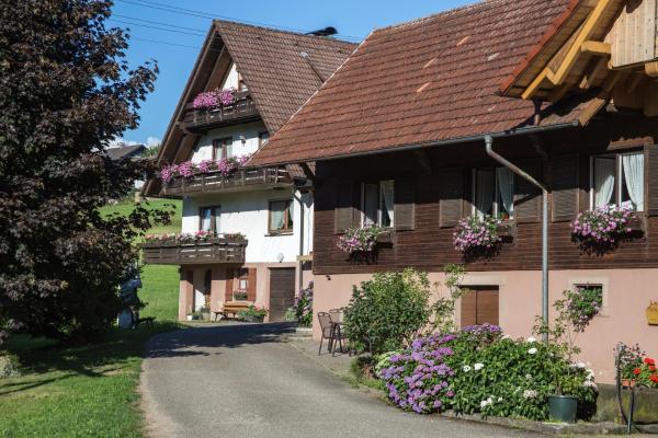 Hotel Pictures: Kornbauernhof, Oberharmersbach