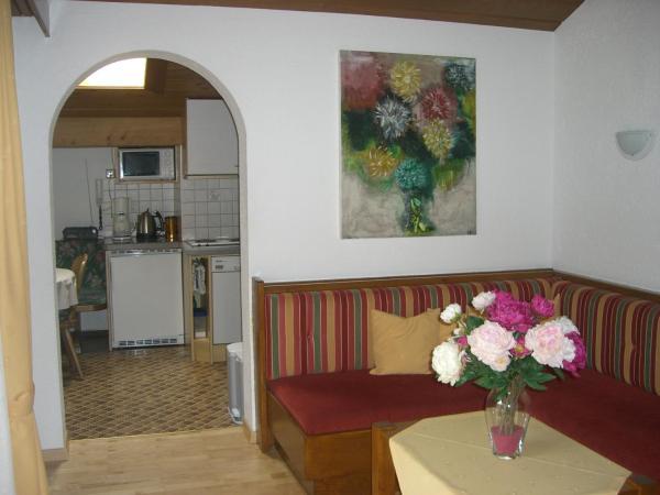 Hotellikuvia: Haus Ebner, Vandans