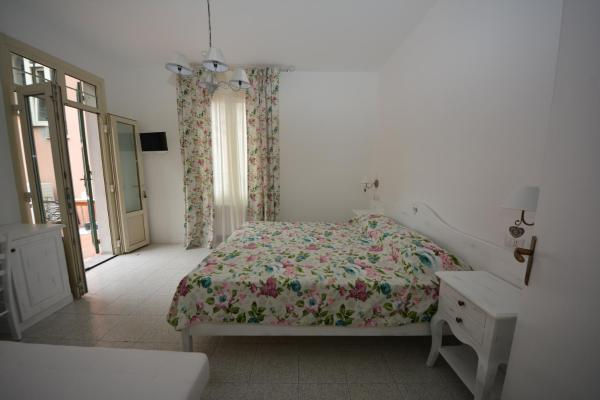 Triple Room with Terrace - Annex