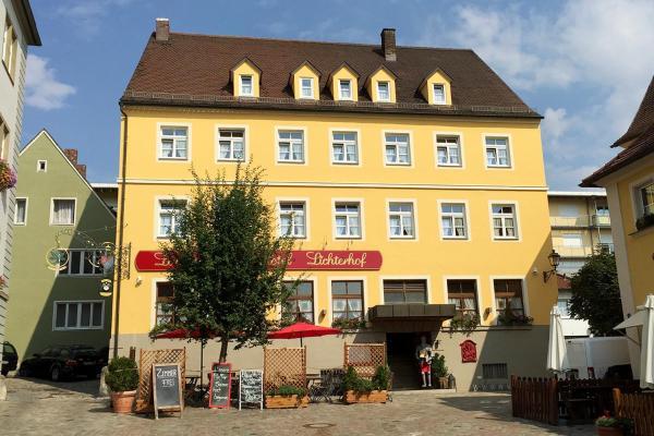 Hotelbilleder: Landgasthof-Hotel Lichterhof, Uffenheim