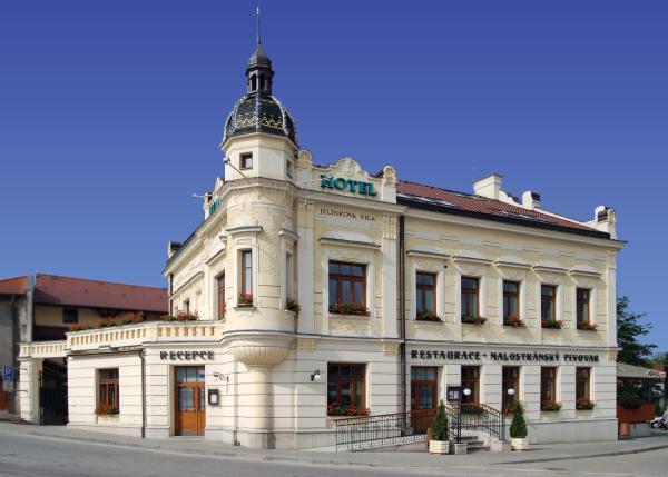 Hotel Pictures: Hotel Jelínkova vila, Velké Meziříčí