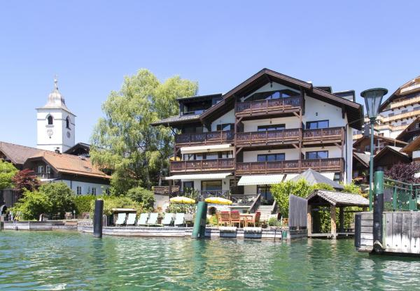Fotografie hotelů: Pension Seehof Appartements, St. Wolfgang