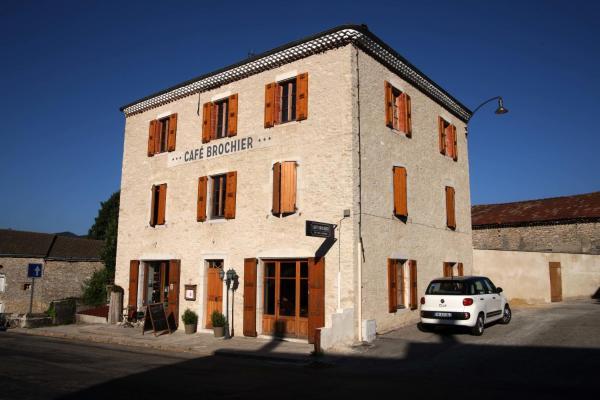 Hotel Pictures: Café Brochier Hotel, Saint-Julien-en-Vercors