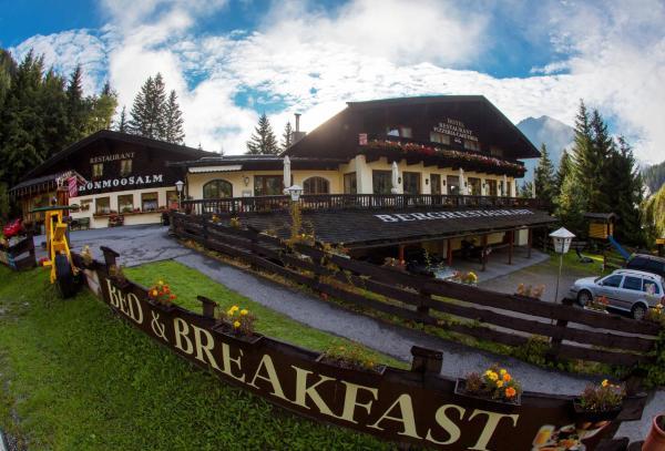 酒店图片: Almhotel Schönmoosalm, Krimml