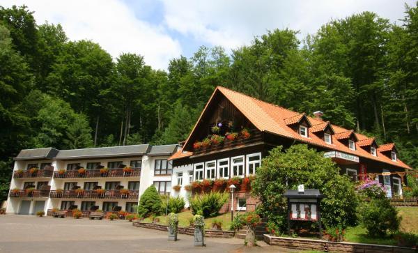 Hotelbilleder: Hotel-Restaurant Jagdhaus Heede, Hannoversch Münden