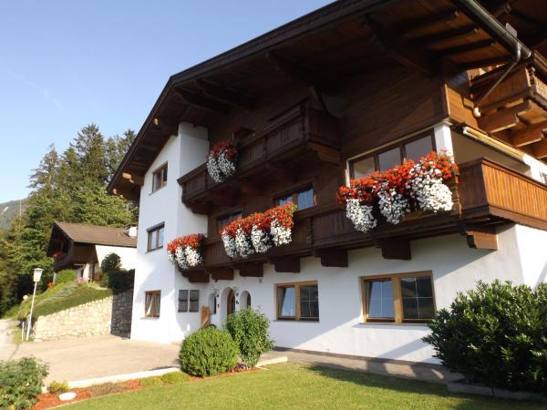 Foto Hotel: Ferienwohnung Appartement Thaler, Reith im Alpbachtal