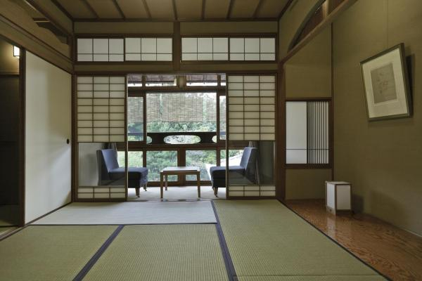 Japanese-Style Economy Room with Shared Bathroom - Second Floor B