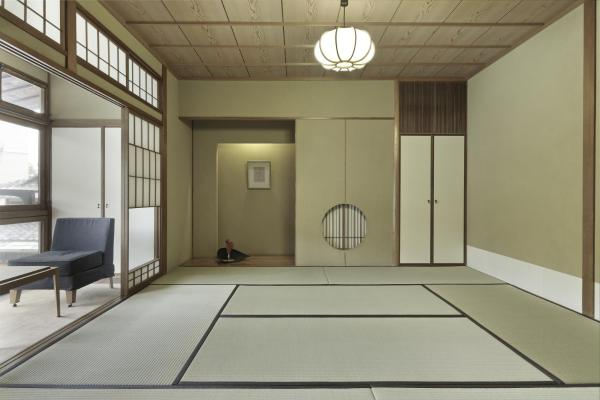 Japanese-Style Standard Room with Shared Bathroom - Second Floor