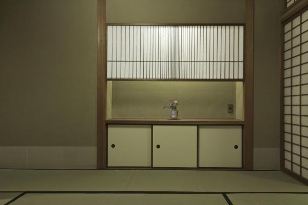 Japanese-Style Economy Room with Shared Bathroom - Second Floor A