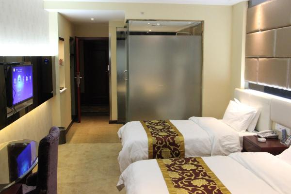 Mainland Chinese Citizens -  Double Room with Two Double Beds