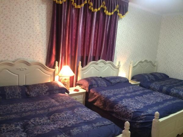 Mainland Chinese Citizens-Single Bed Dormitory Room