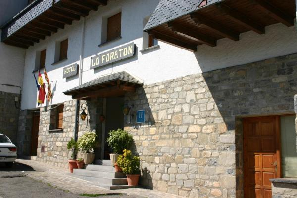 Hotel Pictures: Hotel Lo Foraton, Hecho