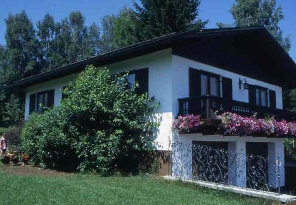 """Hotel Pictures: Ferienwohnung Haus """"Hirschgarten"""", Frauenau"""