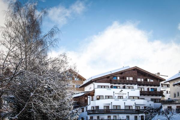 酒店图片: Hotel Garni Hubertushof, 费斯