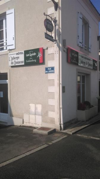 Hotel Pictures: L'auberge du Donneau, Pannecé