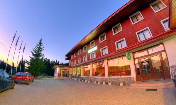 ホテル写真: Hotel Zora Pamporovo, パンポロボ