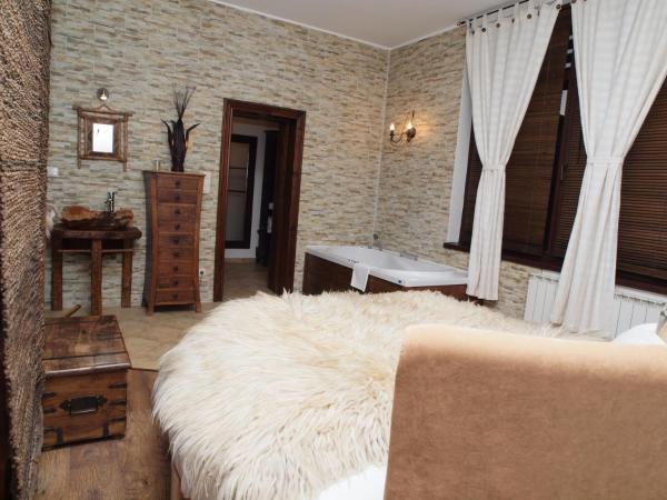 Luxury Junior Suite with Spa Bath