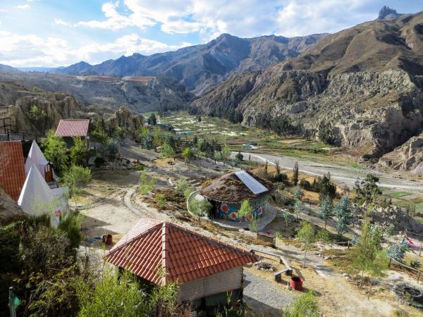 Hotel Pictures: Colibrí Camping, La Paz