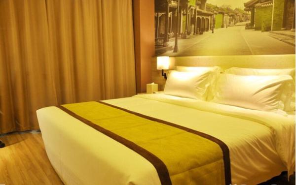 Fotografie hotelů: Taiyuan Economic Development Area Atour Hotel, Taiyuan