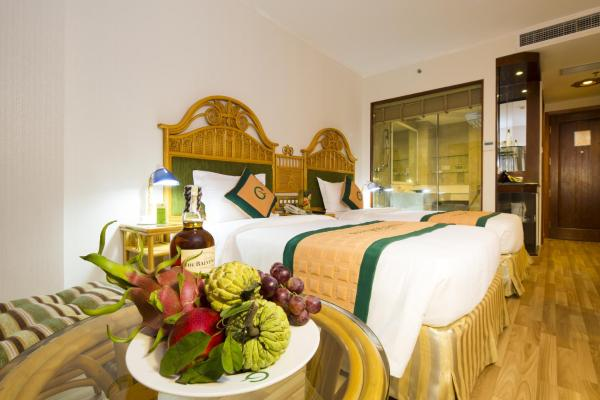 Deluxe Twin Room Without Breakfast