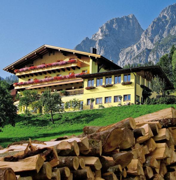 Hotellikuvia: Ferienhotel Garni Samerhof, Pfarrwerfen