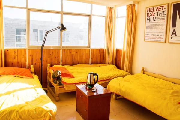 Mainland Chinese Citizens-Bed in 3-Bed Dormitory Room