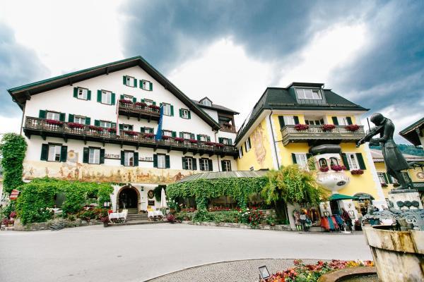 Foto Hotel: Hotel Gasthof zur Post, Sankt Gilgen