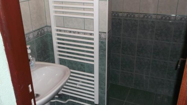 Quadruple Room with Shower