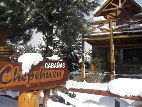 Фотографии отеля: Chepehuen Cabañas, Villa Pehuenia