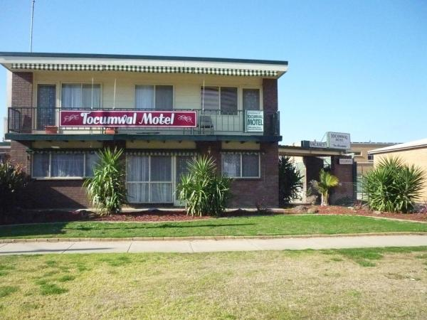 Hotelbilleder: Tocumwal Motel, Tocumwal