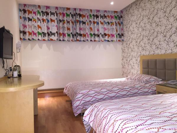 Mainland Chinese Citizens - Small Double Room