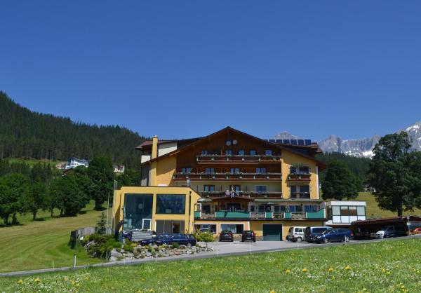 Fotografie hotelů: Wander-Vitalhotel Steirerhof, Pichl
