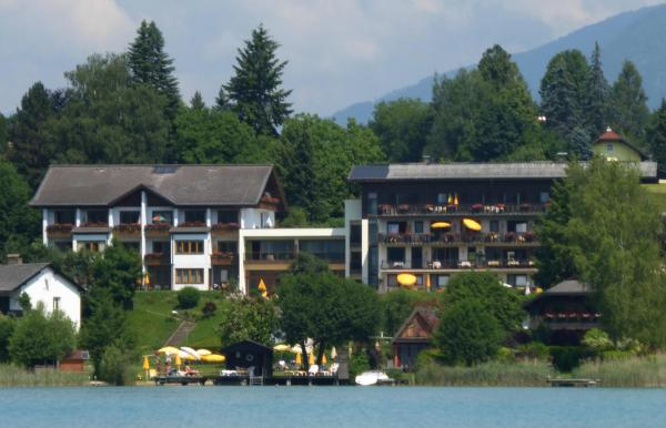 Hotellikuvia: Seehotel Ressmann, Drobollach am Faakersee