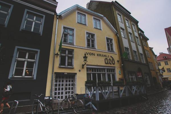 Duplex One-Bedroom Apartment