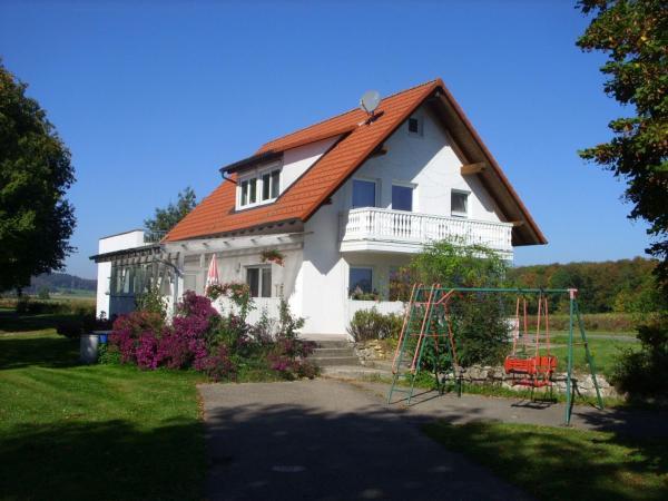 Hotelbilleder: Haus Eichhölzle, Bichishausen