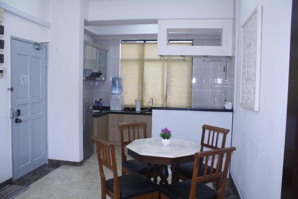 Two-Bedroom Deluxe Apartment