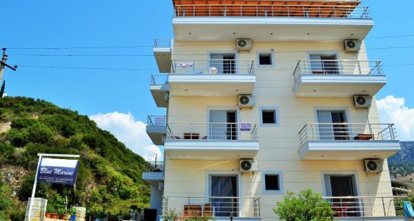 Hotelbilleder: Guest house Villa Blue Marine, Himare