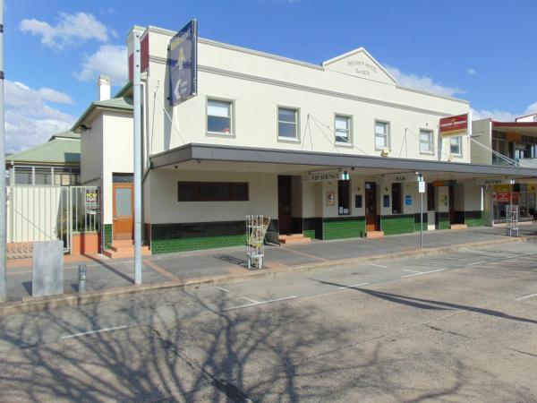 Hotelbilleder: Walshs Hotel, Queanbeyan