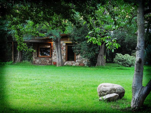 ホテル写真: Rincón Alto Cabañas, Nono