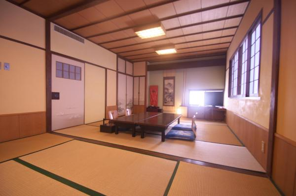 Japanese-Style Room with Mountain View