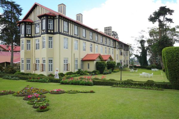 Hotelbilleder: The Grand Hotel, Nuwara Eliya
