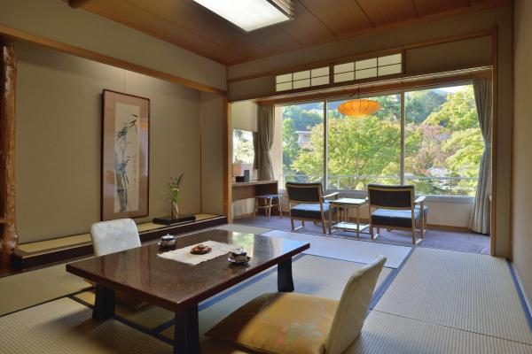 Japanese-Style Room Selected at Check-In - Room Only