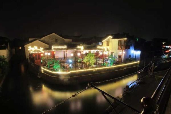 Hotel Pictures: Zhouzhuang Shuangqiao Jubaoxuan Riverside Garden Inn, Kunshan