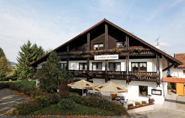 """Hotel Pictures: Gasthaus """"Zur Einkehr"""", Neureichenau"""