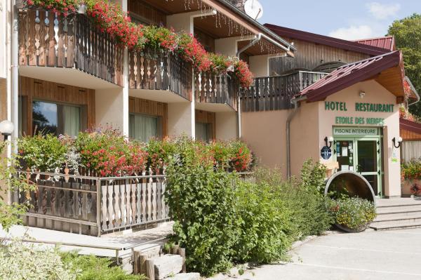 Hotel Pictures: Etoile des Neiges, Métabief