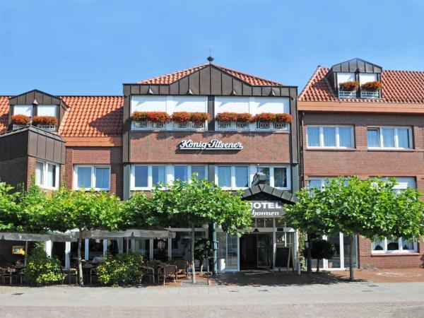 Hotel Pictures: Hotel-Restaurant Thomsen, Delmenhorst